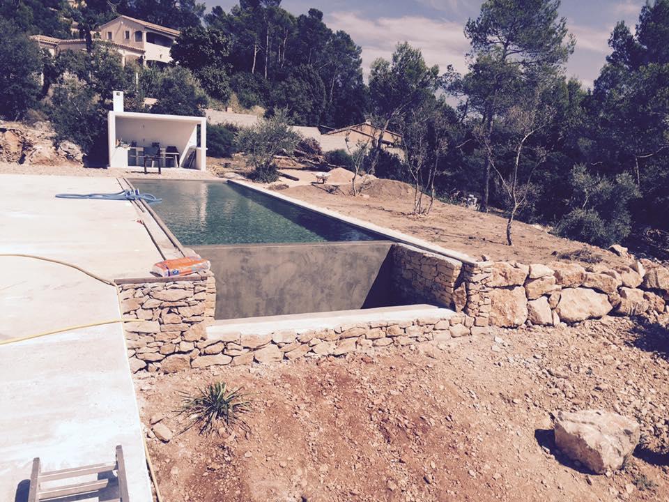 Technibat 83 : constructeur piscine var